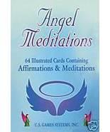 Angel Meditations Cards Deck New Sealed - $13.25