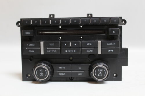 Primary image for 09 10 11 12 FORD F150 PICK UP RADIO AUDIO CONTROL PANEL CL3T18A02HA OEM