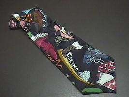 Nicole Miller Neck Tie Shoes 1991 Boot, Eskimo Shoes, Spats, High Heels Silk - $10.99
