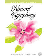 Natural Symphony Card Deck Very Nice New! Poker, Rummy - $5.95