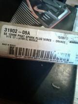Harley  NEW OEM orange Plug Wires Screamin Eagle Sportster 2007-2019 dirty box. image 2