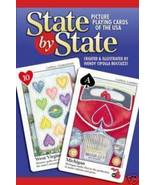 State by State Picture Playing Cards of the United States Ne - $9.95