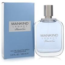 Kenneth Cole Mankind Legacy by Kenneth Cole Eau De Toilette Spray 3.4 oz for Men - $37.80