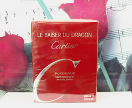 Cartier Le Baiser Du Dragon EDP Spray 3.3 FL. OZ. NWB - $249.99