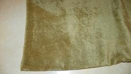 Sage Green Velvet Upholstery Fabric 1 Yard  F1089 - $39.95