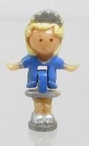 1993 Vintage Polly Pocket Dolls Jewel Surprise Ring - Polly Bluebird Toys - $7.50