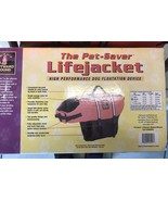 OUTWARD HOUND - Orange Pet Saver Life Jacket for Dogs - Medium - £30.40 GBP
