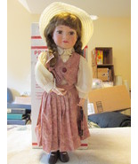 Porcelain Doll -  Girl With A Violin - $14.99