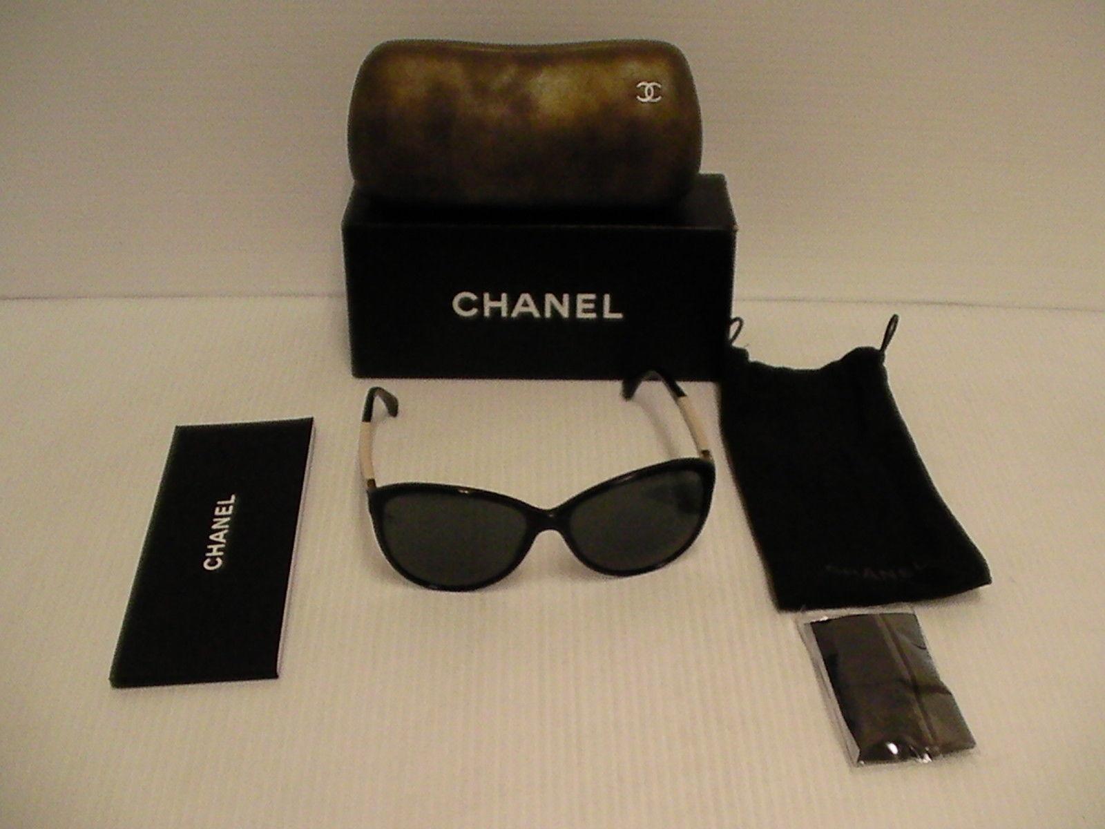 21392e1d65f01 Authentic chanel sunglasses 5225-Q c