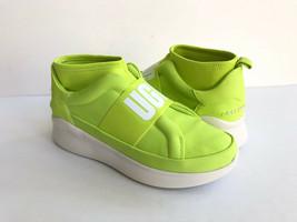 Ugg Neutra Neon Ugg Logo Neoprene Neon Yellow Sneaker Shoe Us 10 / Eu 41 / Uk 8 - $88.83