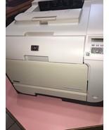 HP CP2025dn Color LaserJet Printer 540MHz 600dpi USB LAN w/Toner Tray CB... - $290.03