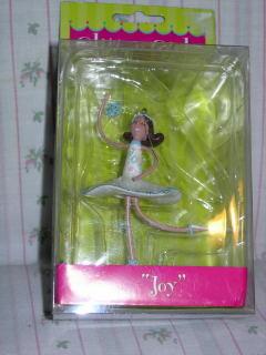 New ballerina ornament