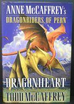 Dragonheart Dragonriders of Pern series by Todd J. McCaffrey 2008 1st ed... - $5.88