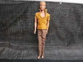 Old Vtg  1960 Japan KEN DOLL Barbie Crewcut Blue Eyes Outfit Shirt Pants... - $94.04