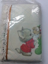 Sunset Holiday Friends Stocking Quilted Stitchery Kit Bill Morehead 178 Cat - $16.06