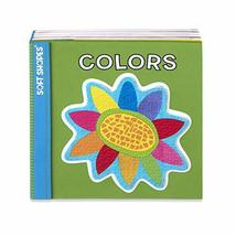 Melissa & Doug Children's Book - Soft Shapes: Colors (Foam First Puzzle Book) - $16.80