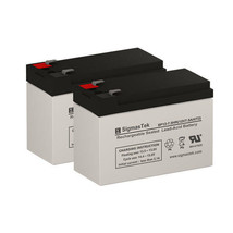 APC RBC108 UPS Battery Set (Replacement) - Batteries By SigmasTek - $30.68