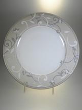 Studio Nova Jewel Tones Beige Dinner Plate - $47.08