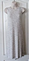 Apt. 9® Ribbed Shift Sleeveless Dress White/Black  Women's Sz. S NWT MSR... - $24.64
