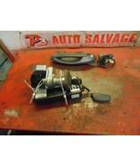 05 04 03 02 01 00 Saab 9-5 TWICE module ignition switch locks & key 5042239 - $232.64