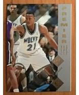 1995-96 UD SP PREMIER PROSPECTS #159 KEVIN GARNETT ROOKIE CARD (HOF 2020)  - $10.84
