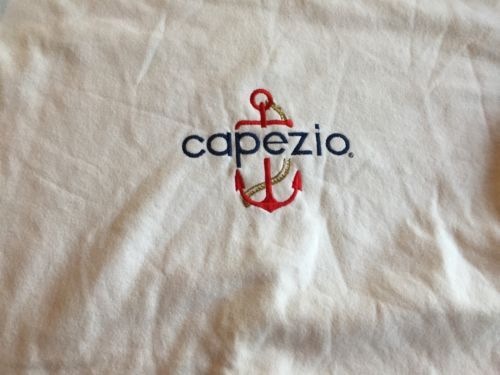 Capezio Sweatshirt good Condition Large White hoodie