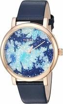 Timex Women's Crystal Bloom Swarovski Fabric Dial 38mm Watch - $51.95
