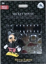 Disney Parks Metal Earth Mickey Mouse 3D In Color Model Kit - New - $16.95