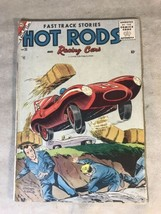 Hot Rods and Racing Cars #30 Charlton Comics GOOD Condition - $8.90