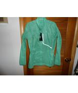 Helly Hansen Light Turquoise Speed Jacket Size XL/TG - $92.50