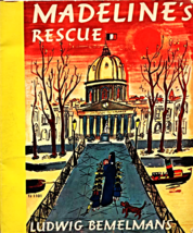 1968 Scholastic 48 Page Book and 45 RPM Record - Madeline's Rescue - TJ ... - $9.99