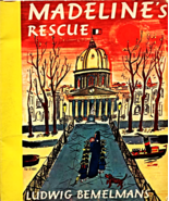 1968 Scholastic 48 Page Book and 45 RPM Record - Madeline's Rescue - TJ ... - £7.93 GBP