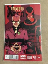 Wolverine And The X-MEN #004 #4 Marvel Comics Near Mint Comic Book - $1.89