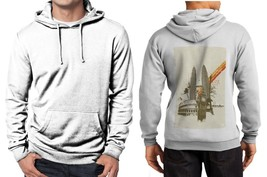 discover the world Limited Classic Hoodie Men White - $39.99