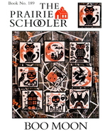 Prairie Schooler Cross Stitch Pattern sample item