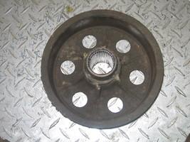 Suzuki 1988 Quad Runner 300 2X4 Rear Brake Drum (Bin 32) P-7739L Part 20,425 - $40.00