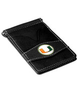 Miami Hurricanes Black Officially Licensed Players Wallet - $19.00