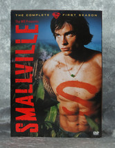 Smallville The Complete First Season DVD Set - $12.00