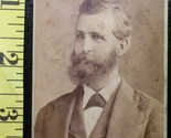 Cdv full bearded man st. louis  1 thumb155 crop