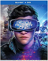 Ready Player One [Blu-ray+DVD, 2018] - $9.95