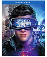 Ready Player One [Blu-ray+DVD, 2018] - $9.95