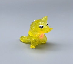 Max Toy Clear Yellow Mini Nyagira image 3