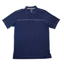 Adidas Climalite Golf Polo Navy Blue Size Medium - $24.70