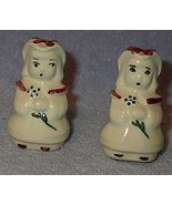 Shawnee Pottery Little Bo Peep Salt Pepper Shaker Set - $13.95
