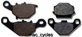 Suzuki Disc Brake Pads RM85/RM85L 2001-2004 Front & Rear (2 sets)
