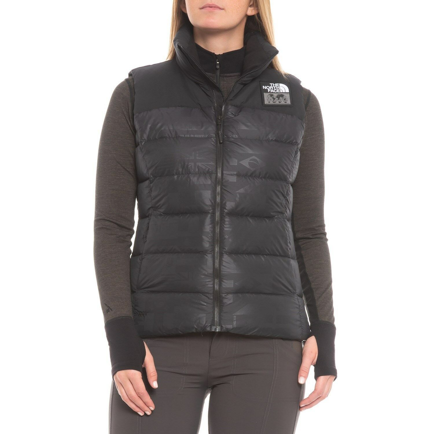 The North Face Nuptse Down Vest - Insulated (For Women)
