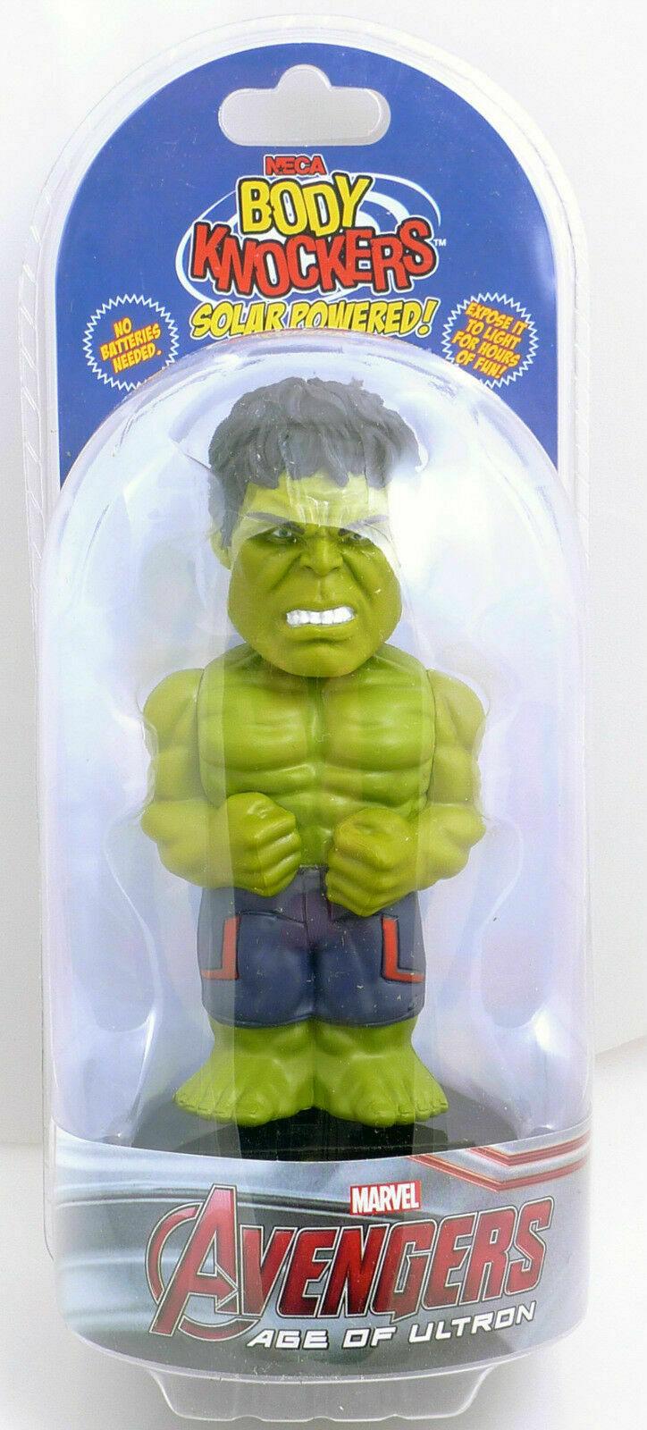 The Avengers Age Of Ultron 2 Green Hulk 12 inches PVC Statue Figure Figurine NIB