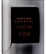 E. Stanley Jones daily devotional Victorious Living - used but in good c... - $7.50