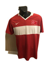 MENS Nike  Fit Turkey Soccer Football Futbol Jersey XL - $24.74