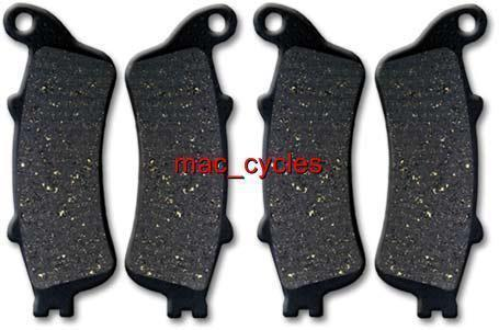 Honda Disc Brake Pads ST1100AN Pan European 1996-1997 Front (2 sets)